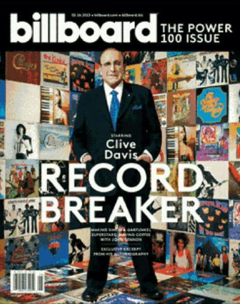 Original Cover Billboard Magazine February 16 2013